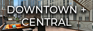 Button for Downtown and Central Austin Location Subcategory
